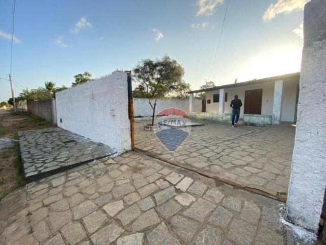 Casa com 3 dormitórios à venda, 76 m² por R$ 150.000,00 - Jacumã - Conde/PB