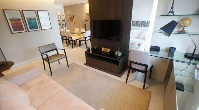 Reserva das Palmeiras - Apartamento de 3 quartos com vaga na garagem em Fortaleza, CE - Foto 9