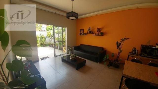 Casa à venda, 121 m² por R$ 545.000,00 - Condomínio Manaca - Jaguariúna/SP - Foto 3