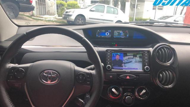 Toyota Etios Sedan Platinum 1.5 (Aut) (Flex) - Foto 8