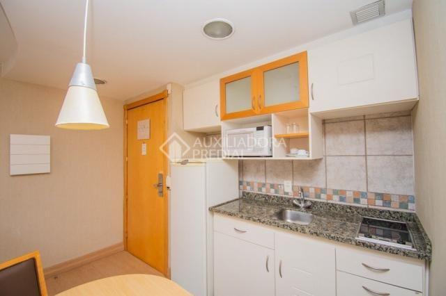 Apartamento para alugar com 1 dormitórios em Rio branco, Porto alegre cod:318005 - Foto 7