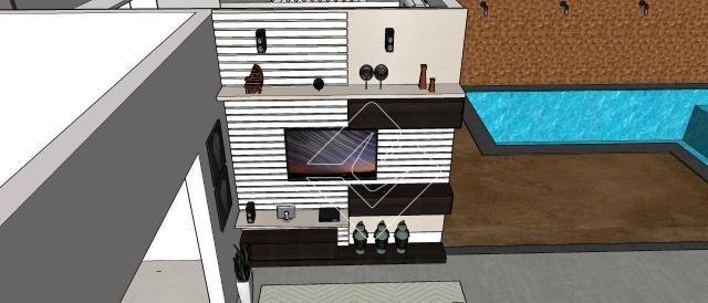 Casa à venda, 275 m² por R$ 1.500.000,00 - Residencial Jardim Campestre - Rio Verde/GO - Foto 17