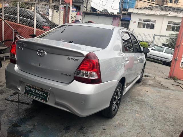 Toyota Etios Sedan Platinum 1.5 (Aut) (Flex) - Foto 5