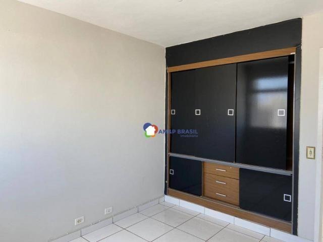 Apartamento com 3 dormitórios à venda, 112 m² por R$ 230.000 - Setor Central - Goiânia/GO - Foto 8