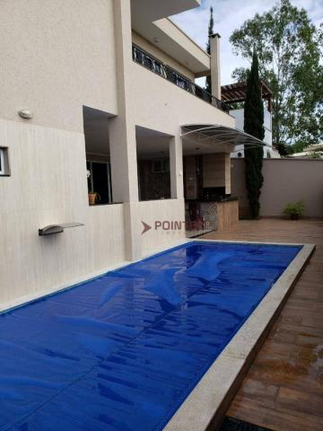 Sobrado à venda, 490 m² por R$ 2.400.000,00 - Alphaville Flamboyant Residencial Araguaia - - Foto 15