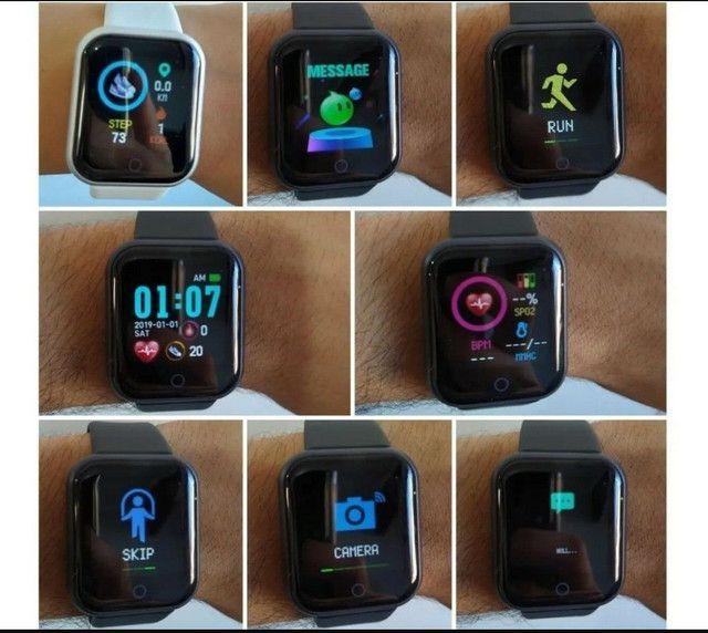 Smartwatch D20 Y68 Lindo - Foto 2
