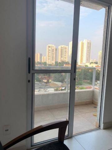 Apartamento Flat no Della Rosa 1 com 1 dormitório à venda, 47 m² por R$ 190.000 - Ribeirão - Foto 11