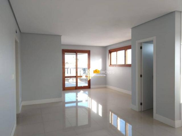 Apartamento para alugar, 182 m² por R$ 3.185,00/mês - Centro - Lajeado/RS - Foto 13