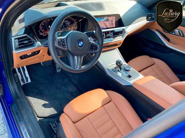 BMW 330i 2020 Azul M-Sport - Foto 3