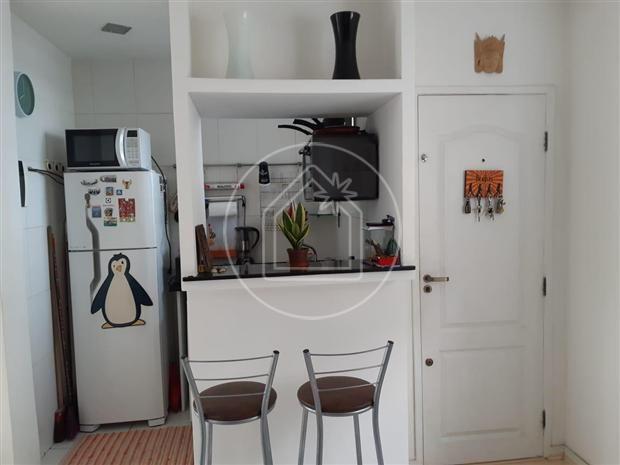 Apartamento à venda com 1 dormitórios em Jardim botânico, Rio de janeiro cod:875142 - Foto 7