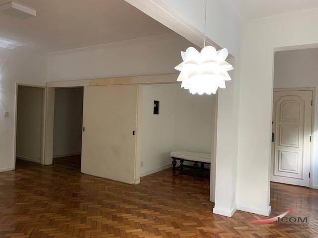 Apartamento com 3 dormitórios para alugar, 140 m² por R$ 6.300/mês - Ipanema - Rio de Jane - Foto 4