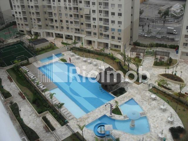 Apartamento para alugar com 2 dormitórios em Del castilho, Rio de janeiro cod:3393