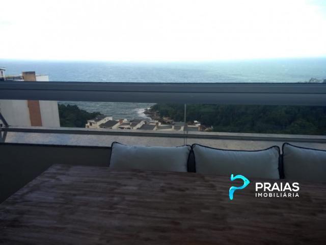 Apartamento à venda com 4 dormitórios em Morro do sorocotuba, Guarujá cod:53883 - Foto 2
