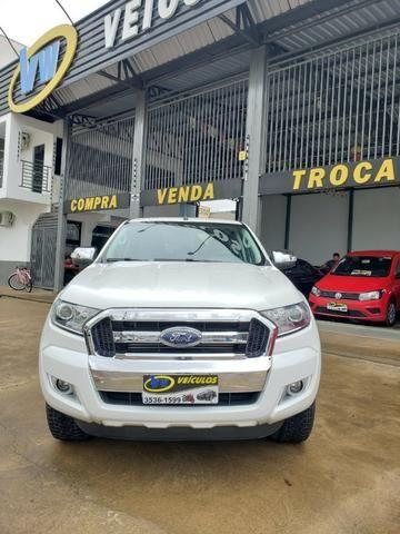 Ford - Ranger 3.2 4x4 XLT - AUT - Foto 2
