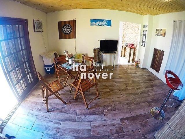 Casa 2 Dormitórios, Lareira, Espaço Gourmet e Piscina - Foto 13