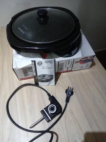 Smart Grill Eletrico - Foto 2