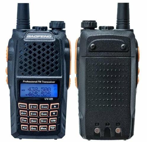 Rádio comunicador baofeng uv-6r - Foto 2