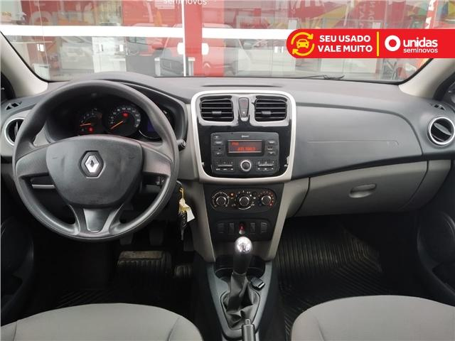 Renault Logan 1.0 12v sce flex expression manual - Foto 6