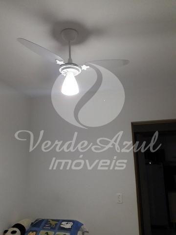 Apartamento à venda com 2 dormitórios em Jardim nova mercedes, Campinas cod:AP005194 - Foto 9