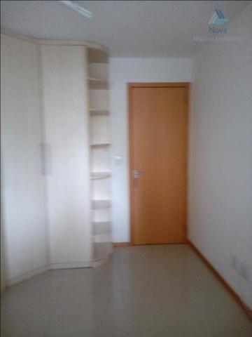 Apartamento com 4 dormitórios para alugar, 118 m² por R$ 3.500,00/mês - Icaraí - Niterói/R - Foto 8