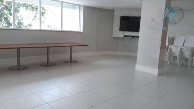 Apartamento com 4 dormitórios para alugar, 118 m² por R$ 3.500,00/mês - Icaraí - Niterói/R - Foto 15