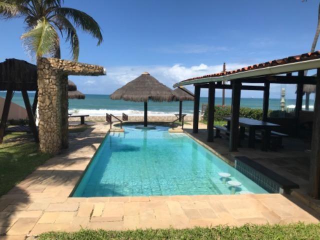 Casa de praia beira-mar Pernambuco