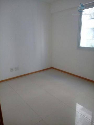 Apartamento com 4 dormitórios para alugar, 118 m² por R$ 3.500,00/mês - Icaraí - Niterói/R - Foto 17