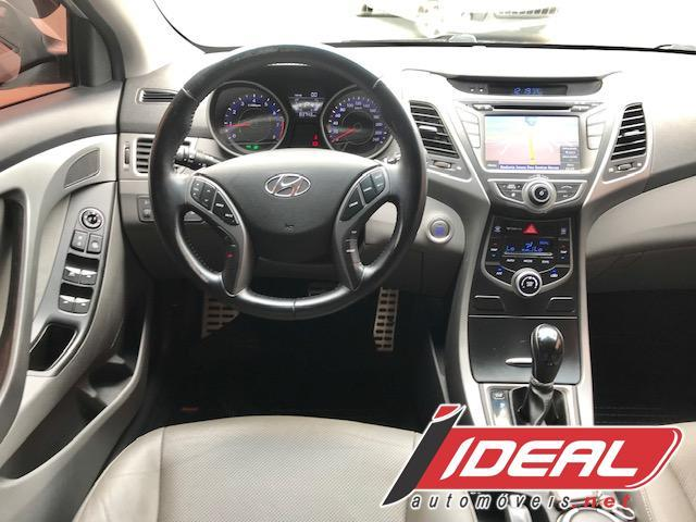 Hyundai Elantra GLS 2.0 16V Flex Aut. - Foto 8
