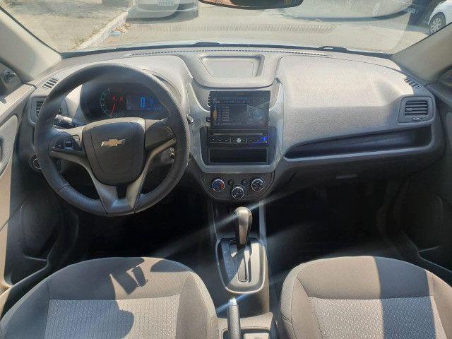 GM cobalt lt aut. kit multimidia flex ac troca financio ac cartao sem entrada - Foto 4