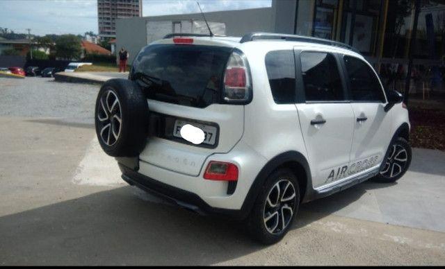 Aircross 1.6 Tendance Branco perola 2015 - lindo !! - Foto 10