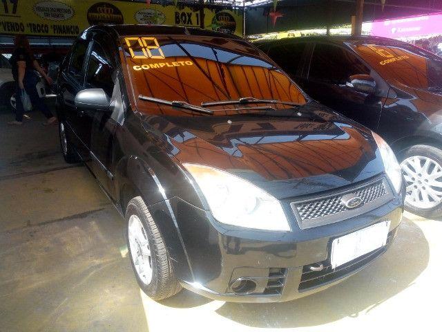 Ford Fiesta sedan compl + gnv ent + 48x 430,00 Fixas 1ª parcela por conta da loja - Foto 2