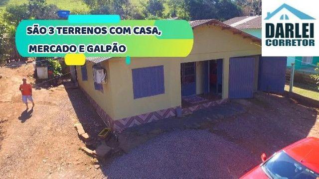 Casa Galpão e Mercado em Santo Antônio da Patrulha. `Peça o Vídeo Aéreo - Foto 4