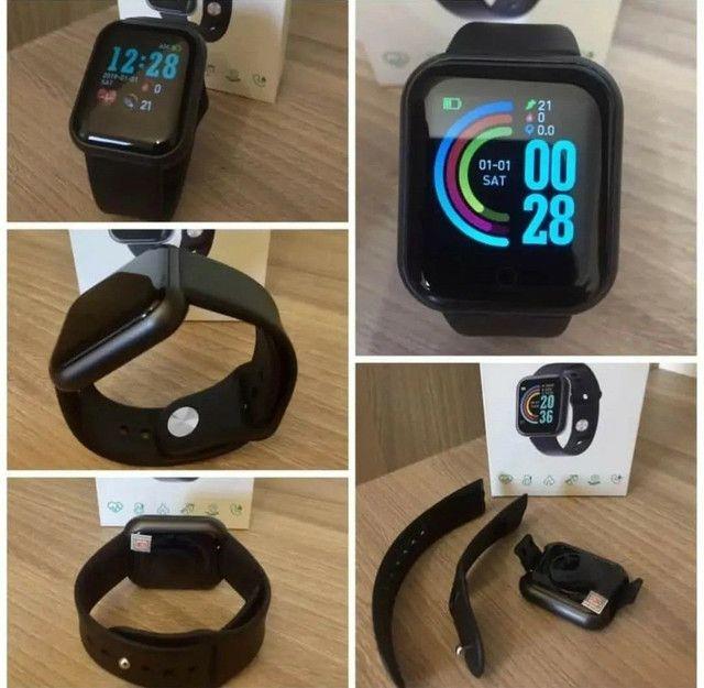Smartwatch D20 Y68 Lindo