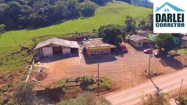 Casa Galpão e Mercado em Santo Antônio da Patrulha. `Peça o Vídeo Aéreo - Foto 20