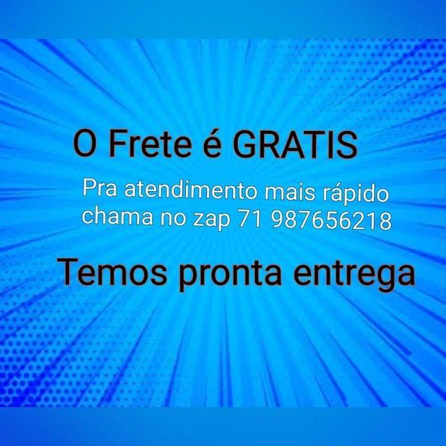 CAMA BOX D28 CASAL NOVA PRA HOJE // ENTREGA GRÁTIS - Foto 5