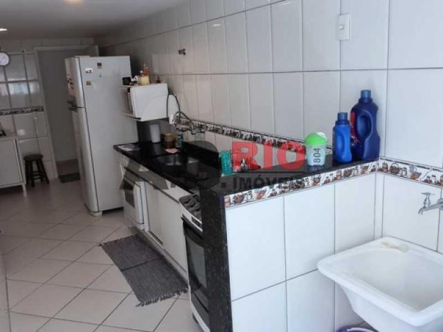 Apartamento à venda com 3 dormitórios em Vila valqueire, Rio de janeiro cod:VVAP30293 - Foto 15