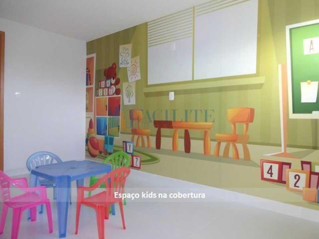 Apartamento à venda com 3 dormitórios em Manaíra, João pessoa cod:20872-9481 - Foto 6
