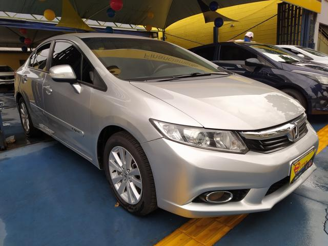 Honda Civic New  LXR 2.0 i-VTEC (Aut) (Flex)
