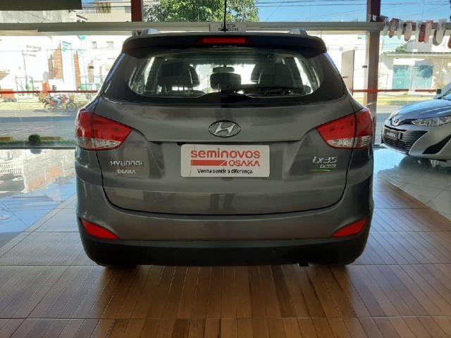 Hyundai Ix35 2.0 MPFI GLS 16V FLEX 4P AUTOMATICO - Foto 8