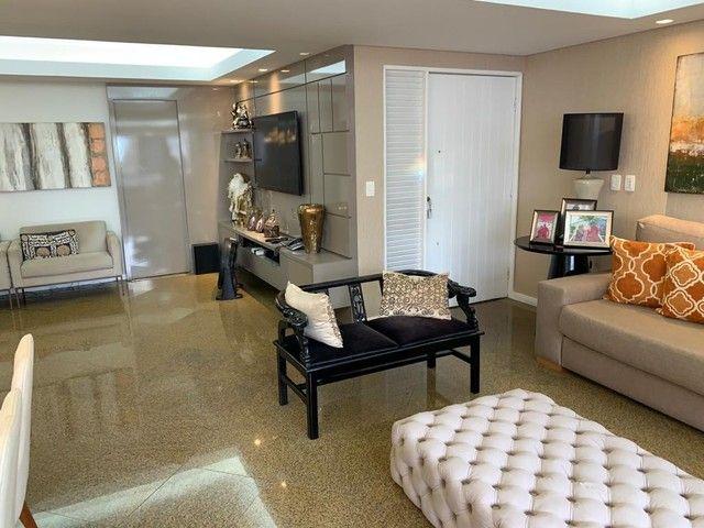 Apartamento para venda com 230 metros quadrados com 4 quartos em Ponta Verde - Maceió - Foto 9