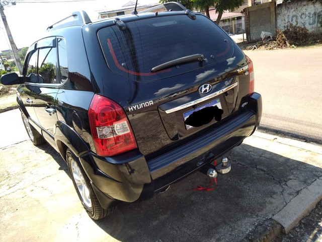 Tucson V6 2.7 4x4 2009 - Foto 2