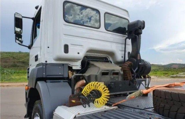 Caminhão Axor 3344 - Foto 6