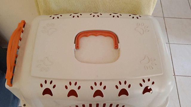 Caixa para transporte de cão.  - Foto 2