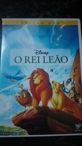 DVDs da Disney. Aproveite essa Chance