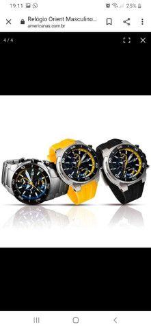 Relógio orient mbttc007