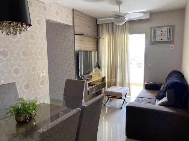 Apartamento com 2 dormitórios à venda, 70 m² por R$ 425.000,00 - Dom Aquino - Cuiabá/MT - Foto 2