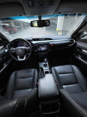 Hilux SRV 2019 Diesel  - Foto 14