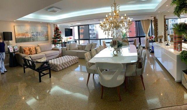 Apartamento para venda com 230 metros quadrados com 4 quartos em Ponta Verde - Maceió - Foto 6