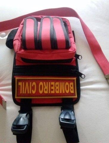 Roupa de bombeiro  - Foto 5