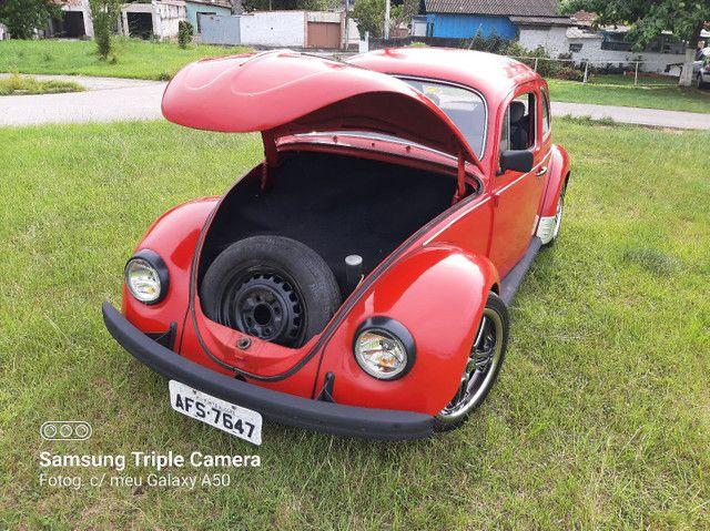 Fusca 1972 .....motor 1500 - Foto 4